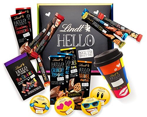 Lindt Hello Geschenkbox Coffee, 1er Pack (1 x 1.194 kg)